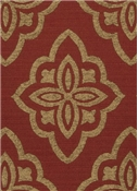 Jaclyn Smith Fabric 02601 Scarlet