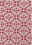 Jaclyn Smith Fabric 02602 Redbud