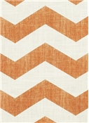 Jaclyn Smith Fabric 02603 Tangerine