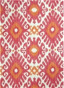 Jaclyn Smith Fabric 02606 Redbud