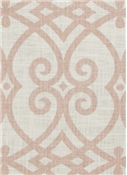 Jaclyn Smith Fabric 02616 Blush