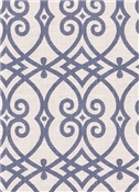 Jaclyn Smith Fabric 02616 Indigo