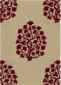 Jaclyn Smith Fabric 02617 Punch