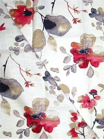 03367 Poppy Vern Yip Fabric Decorator Fabric Rooms