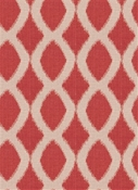 03718 Poppy Geometric Fabric