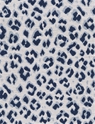 Jaclyn Smith 04752 Indigo Inside Out Fabric