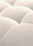 Jaclyn Smith 04754 Coconut Inside Out Velvet