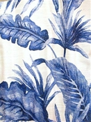 Jaclyn Smith 04756 Cobalt Inside Out Fabric