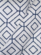 Jaclyn Smith 04764 Indigo Inside Out Fabric