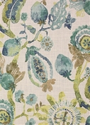 Anastasia Seaside Floral Fabric