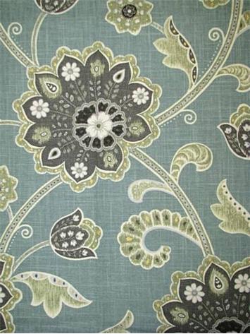 Ankara Pond Fabric By Color