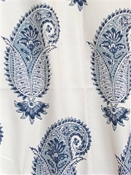 Antique Paisley Print Wedgewood
