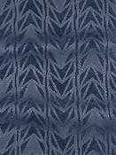 The Novogratz Arrowhead Indigo