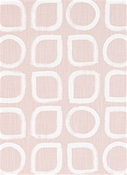 Asawa Block Dawn Domino Fabric