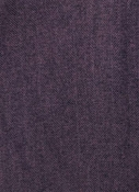 Banks Aubergine Flannel Fabric