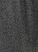 Banks Charcoal Flannel Fabric