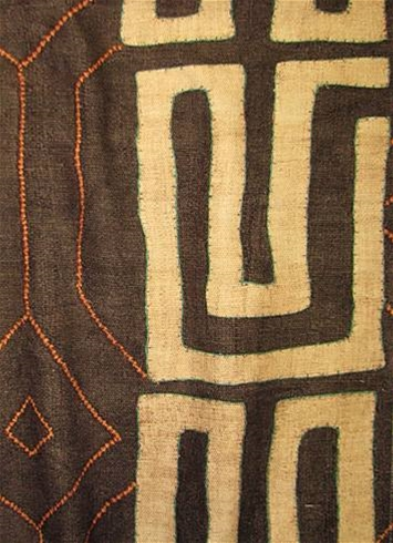 Bantu Peppercorn African Fabric Fabric By Color