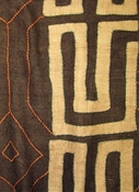 Bantu Peppercorn African fabric