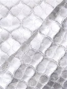 Beadling 12 Pearl Metallic Fabric