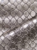 Beadling 945 Gunmetal Metallic Fabric