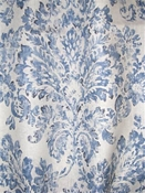 Botticelli 525 Porcelain Blue Linen