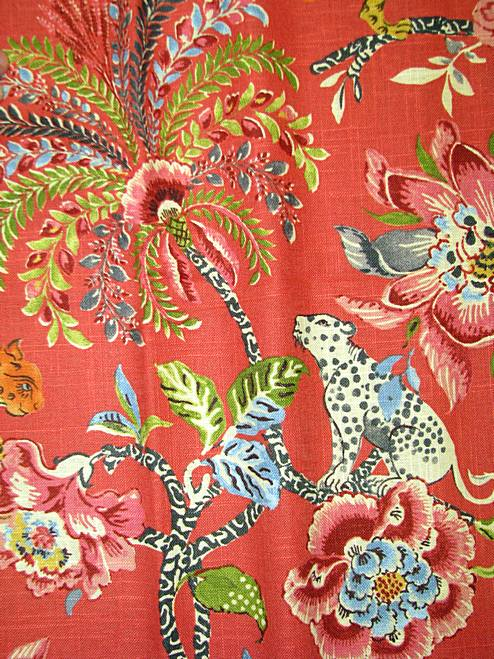Braganza Spice Waverly Fabric