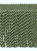 "Pale Olive 6"" Bullion Fringe"