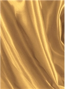 Gold Crepe Back Satin Fabric