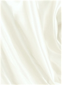 Ivory Crepe Back Satin Fabric