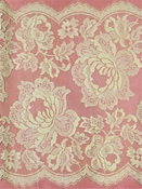 P B120 Ivory Chantilly Lace - 4.75 yard piece