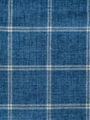 Campbell Blue Moon Chenille Plaid