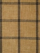 Campbell Onyx Chenille Plaid