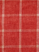 Campbell Strawberry Chenille Plaid