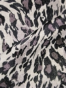 Cheetah 22 Granite Embroidery