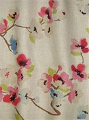 Cherry Lane Blaze Chinoiserie Floral