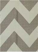 HGTV HOME Fabric Chevron Chic Quartz