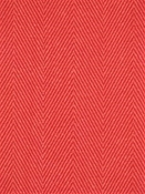 Chey Poppy Herringbone Fabric