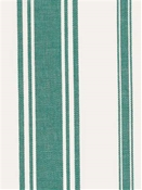 Coastal Stripe Turquoise Cotton Fabric
