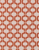 Coraleen Coral Inside Out Fabric