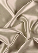 Cosmic Rays Putty Satin Fabric