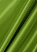 Cosmic Rays Jade Satin Fabric