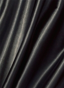 Cosmic Rays Charcoal Satin Fabric