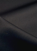 Cosmic Rays Noir Satin Fabric