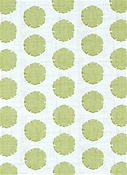 Cottage Lakeside Beach Fabric