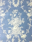 Country House Chambray Toile