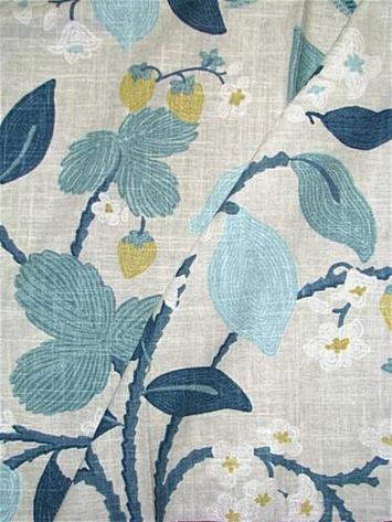 Madcap Cottage Crewel Summer Cove Robert Allen Fabric