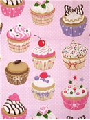 Cup Cakes 1 Pink
