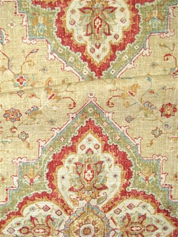 Cyrus 100 Multi Medallion Covington Fabric