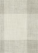 DM61278-15 Grey Plaid Duralee Fabric