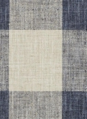 DM61278-197 Marine Plaid Duralee Fabric